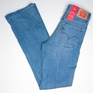 ✨NWT✨ Levi's 315 Shaping Bootcut Midrise Jeans